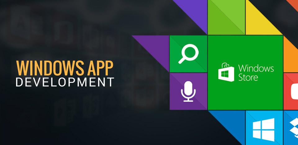 app development window