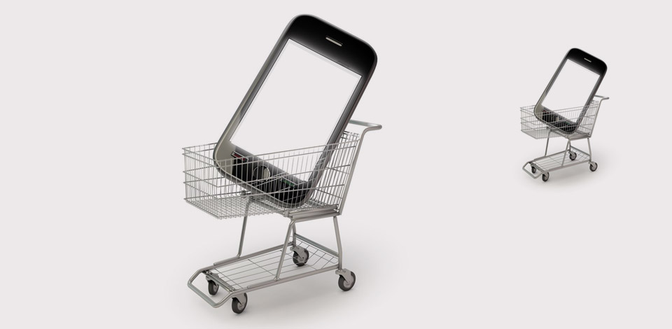 mobile commerce shopping web