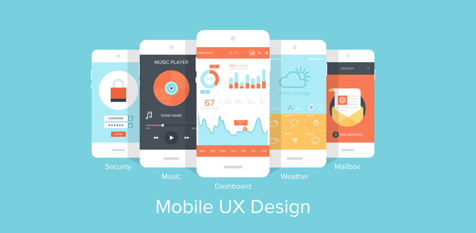 mobile web mobile ux