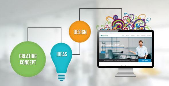 web designing banner