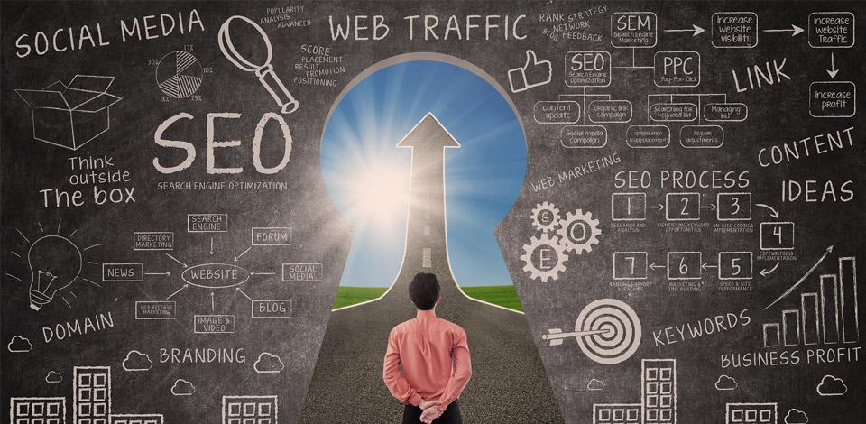 web marketing banner